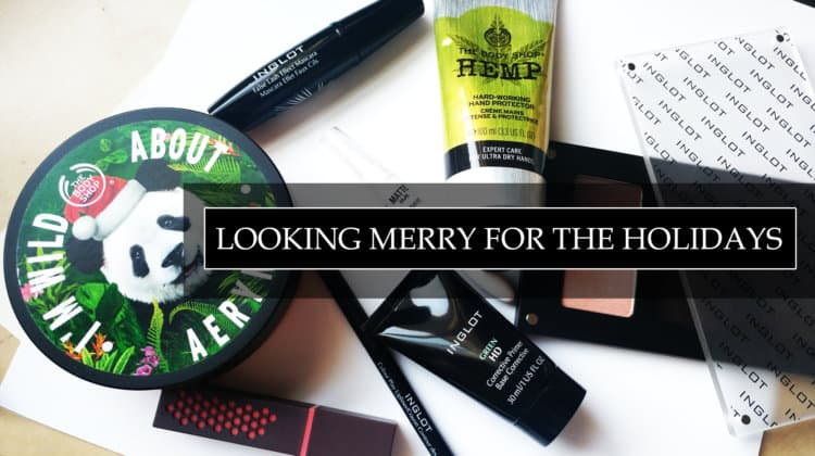 Makeup for the Holidays - Look Fab