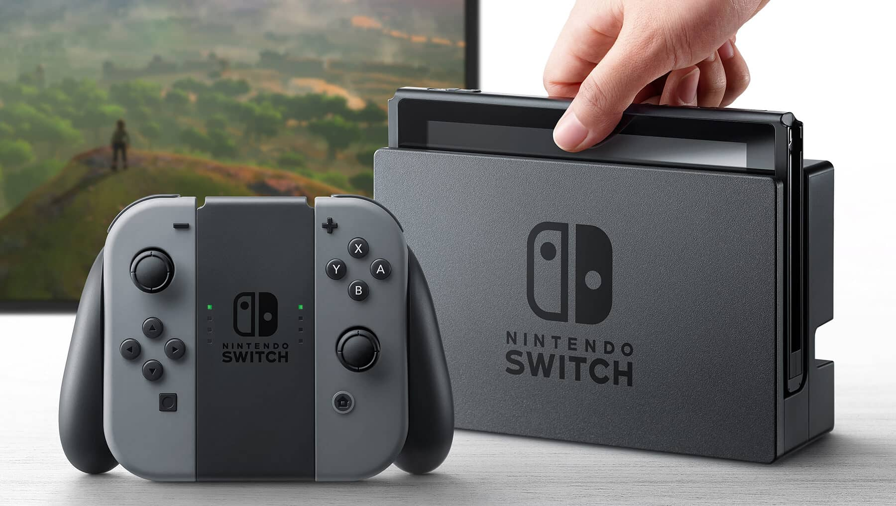 Nintendo Switch Console will release sometime in 2017