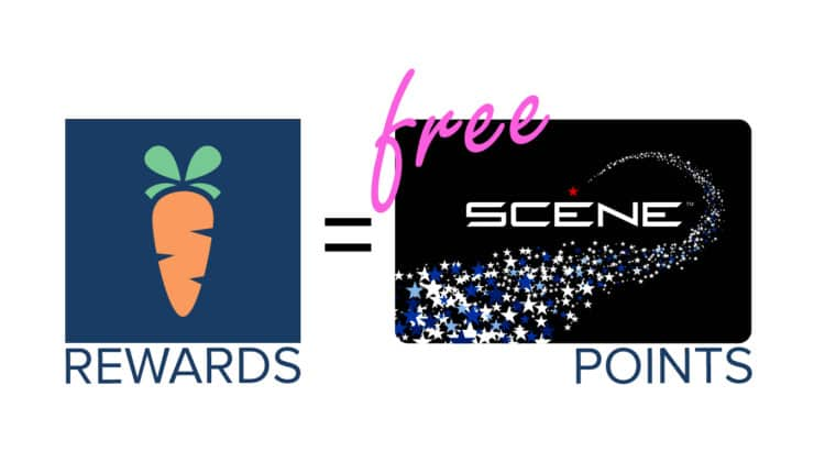 Carrot Rewards App - Free Scene Points