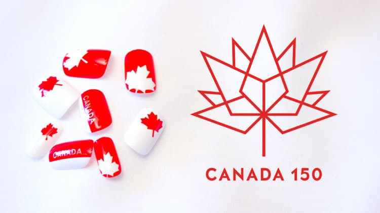 Accessories Under 10 - Canada 150 Birthday Celebration