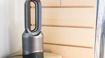 Breathing City Air, and How the Dyson Pure Hot+Cool Link Air Purifier Helps