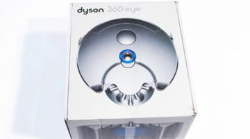 This is the Droid You've Been Looking For: Unboxing Dyson's 360 Eye