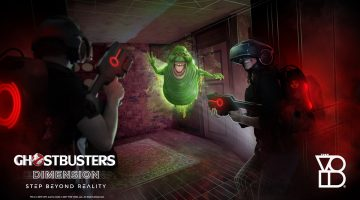 Review of The VOID: Ghostbusters DIMENSION VR Game at The Rec Room