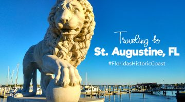 Girls Getaway Road Trip Visit to St. Augustine, Florida