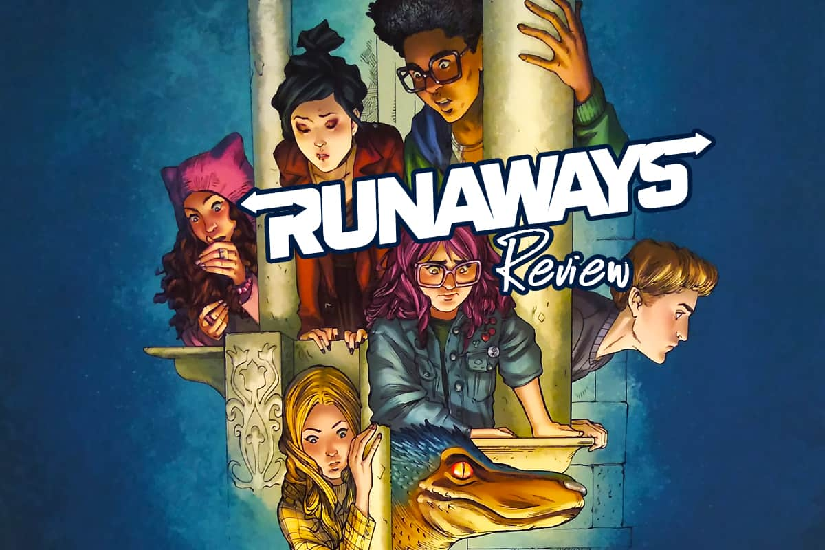 Showcase Marvel Runaways Review on Geek with Style