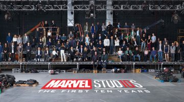 10th Anniversary MCU Class Photo and a Contest You Don't Want to Miss
