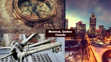 Treasure Hunting North America: The Secret in Montreal