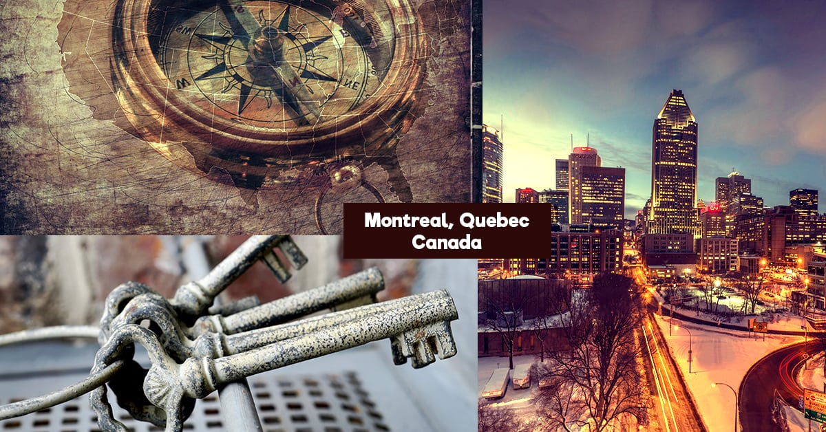 Treasure Hunting North America: The Secret in Montreal 2