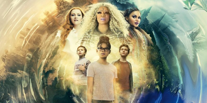 A Wrinkle in Time DVD Blu-Ray Giveaway featuring Peter Pan