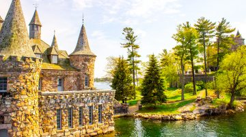 Go Explore The Heart of Boldt Castle