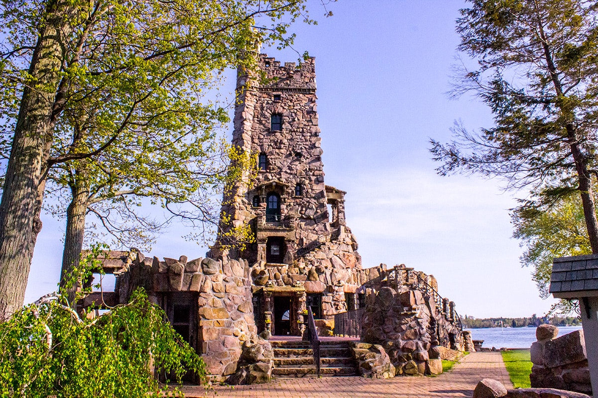 Childrens Playhouse Boldt Castle on Heart Island 1000 Islands