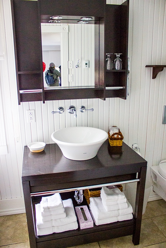 Val Jalbert Historic Company Town Period Home Bathroom | Geek Life: Augmenting Reality