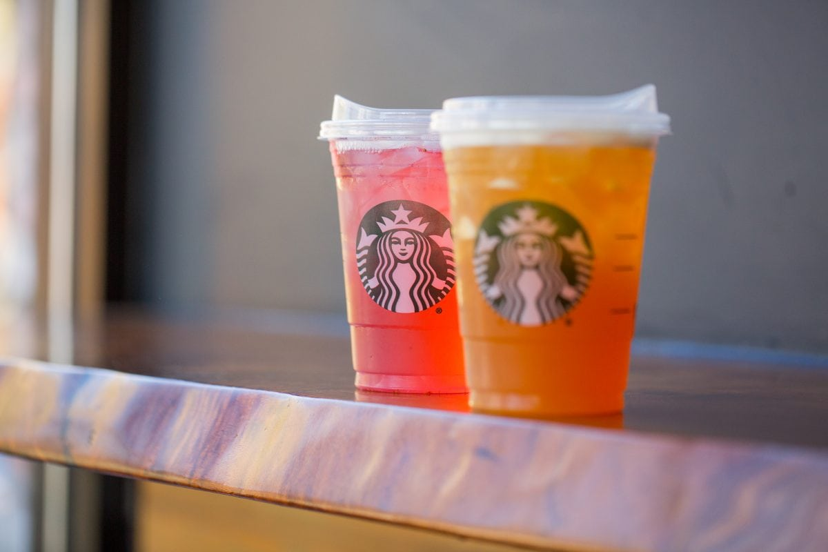Starbucks Strawless Sippy Cups