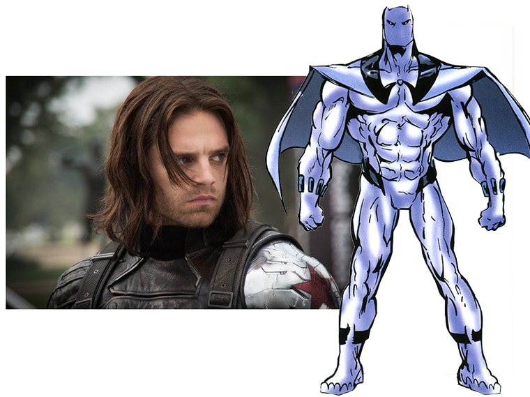 Thanks to T'Challa, Bucky Barnes may drop the Winter Soldier moniker for White Wolf?