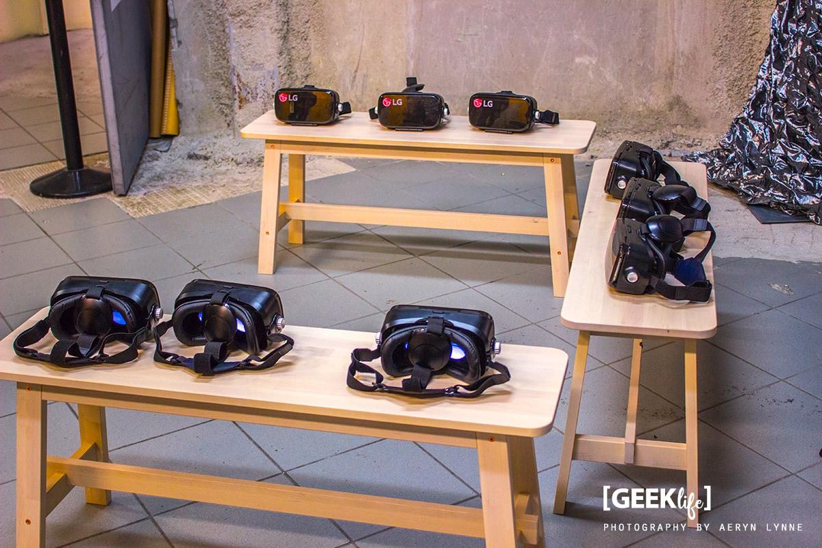 Calgary Beakerhead STEM Festival Calgary Tower Space Station VR