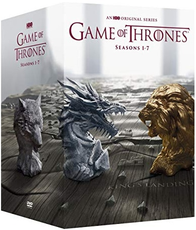 Game of Thrones Seasons 1 to 7