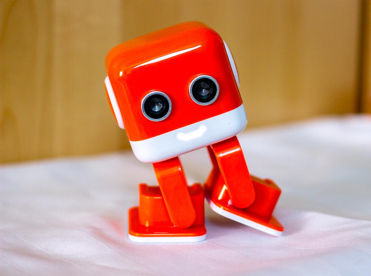Litehawk DJ-BOT Robot STEM Holiday Gift