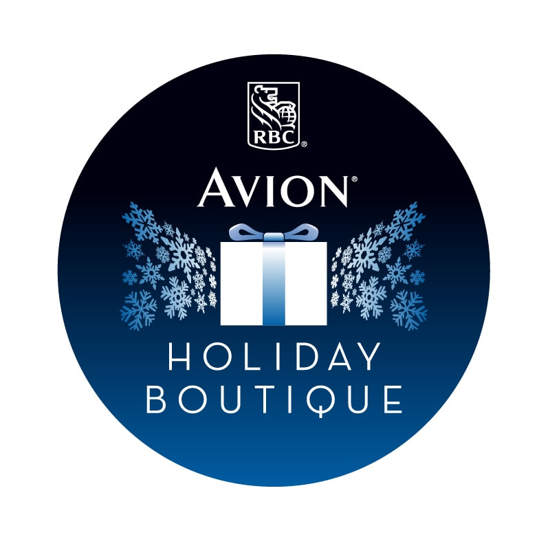 Royal Bank Avion Holiday Boutique Sherway Gardens Toronto Christmas Market