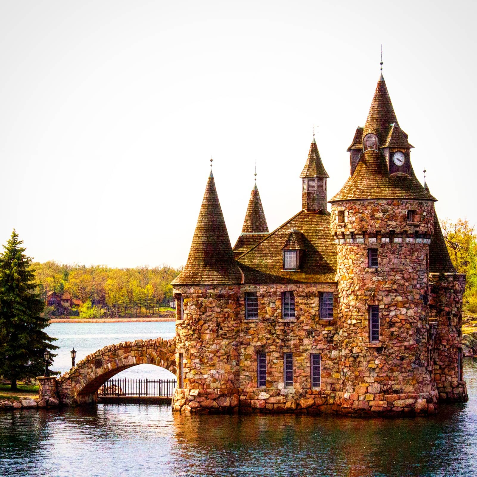 Heart of Boldt Castle