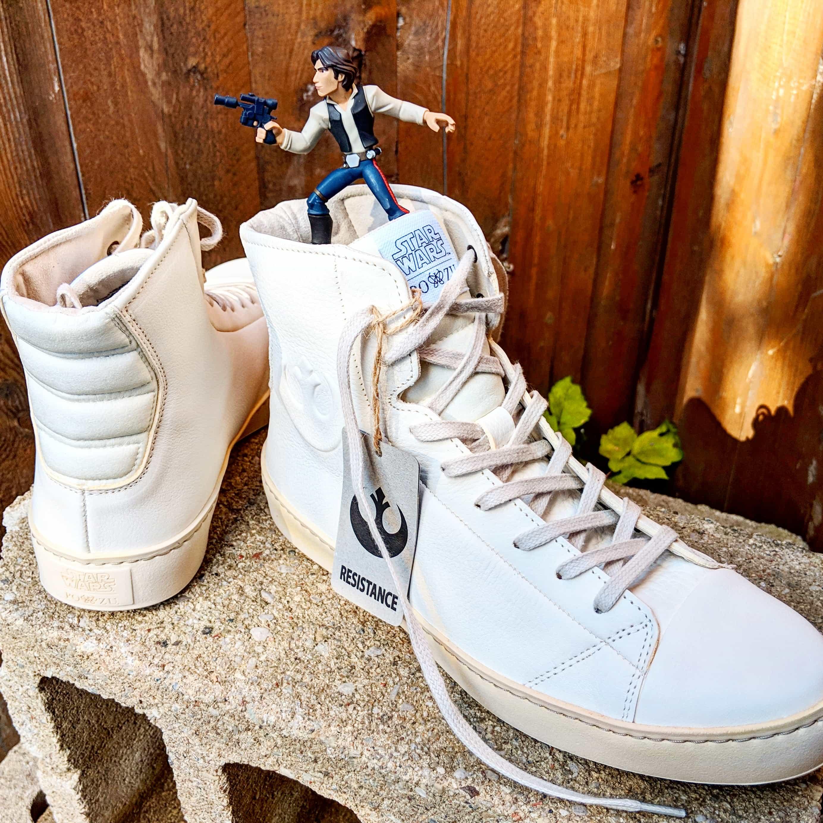 Po Zu Star Wars Shoes