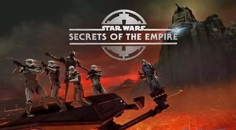 Star Wars Secrets of the Empire VOID Game in Toronto Rec Room