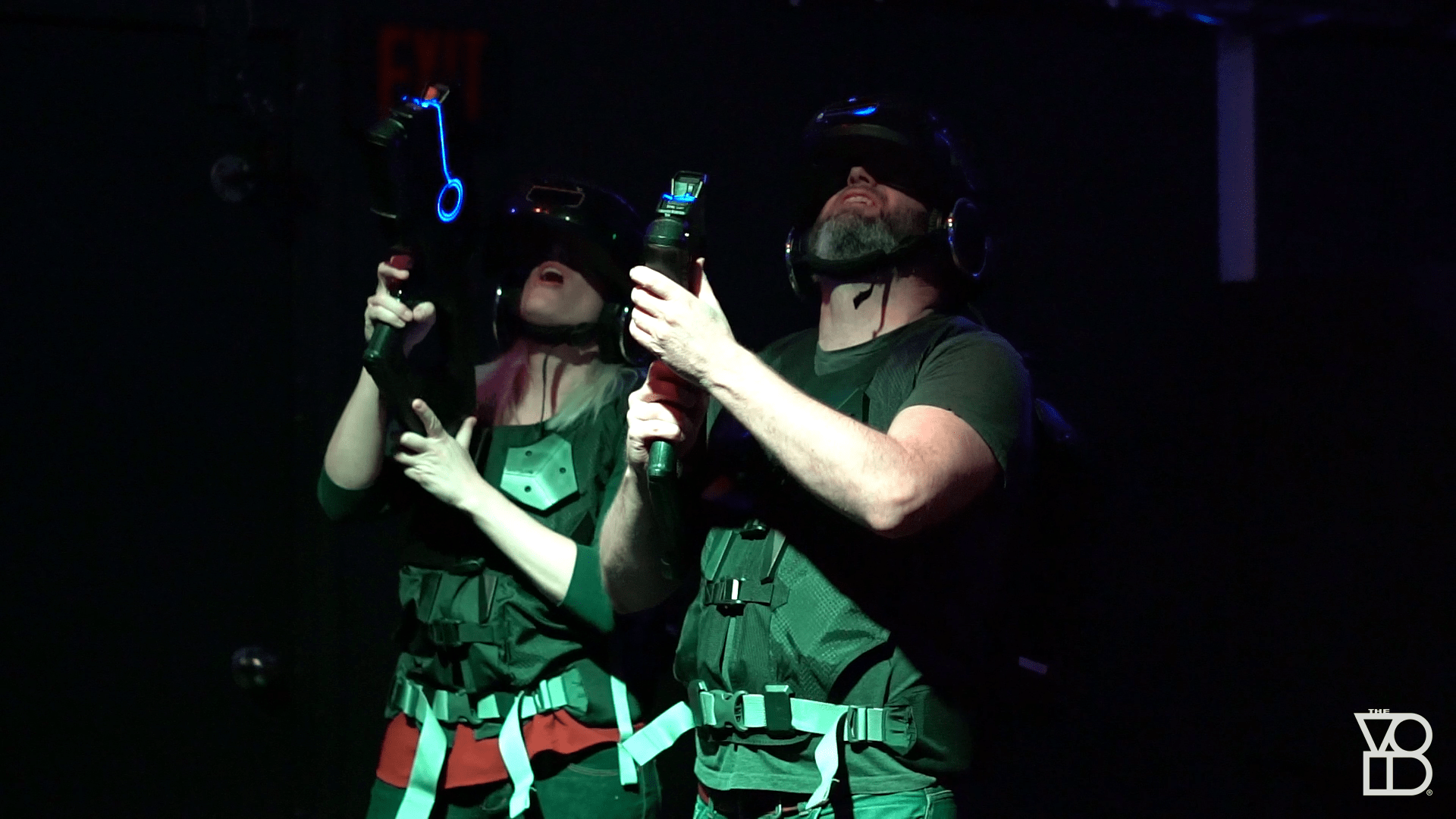 Check Out The Four NEW VR Experiences at the VOID...