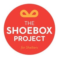 The Shoebox Project in Toronto to help women in shelters.