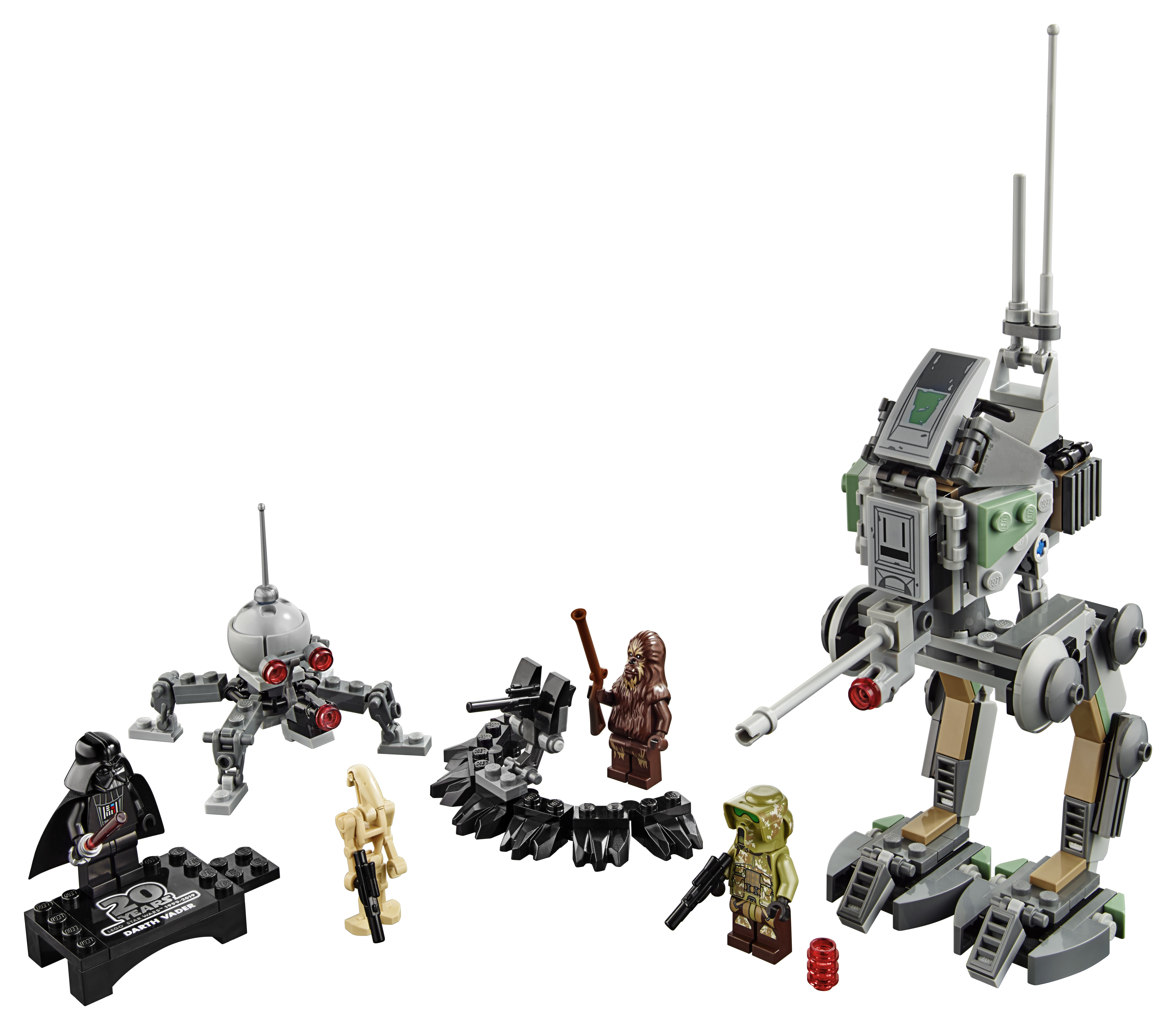 LEGO Star Wars Clone Scout Walker – 20th Anniversary Edition