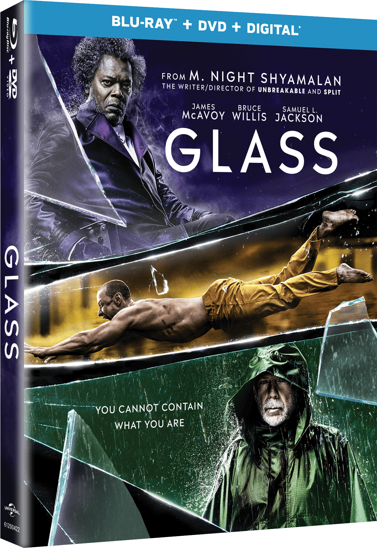 GLASS 2019 - Box Art English