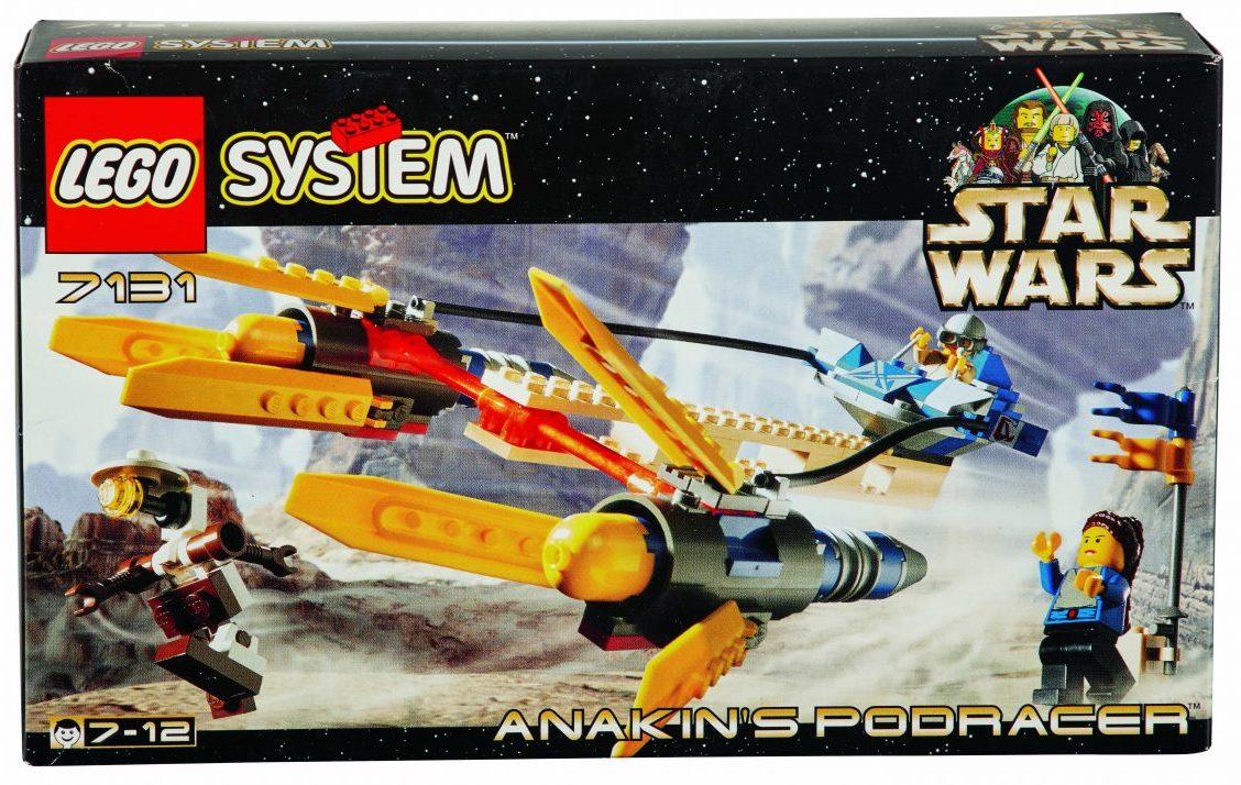 LEGO Anakin's Podracer from 1999