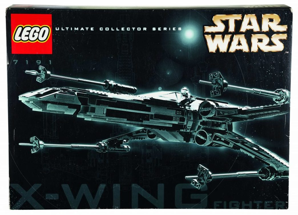 LEGO Ultimate Collector Series of the X-Wing from 1999