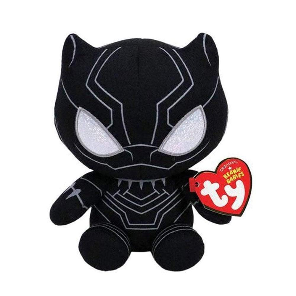 black panther TY beanie baby avengers endgame 1 | Geek Life: Augmenting Reality