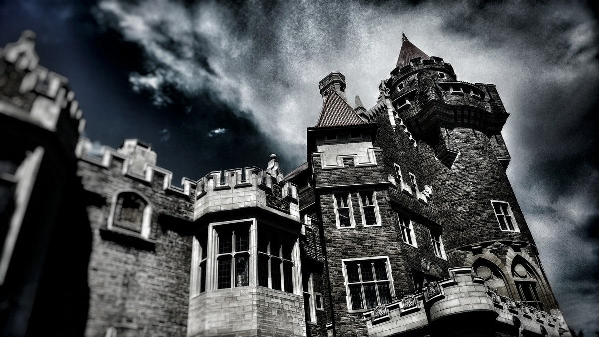 Casa Loma Toronto After Dark