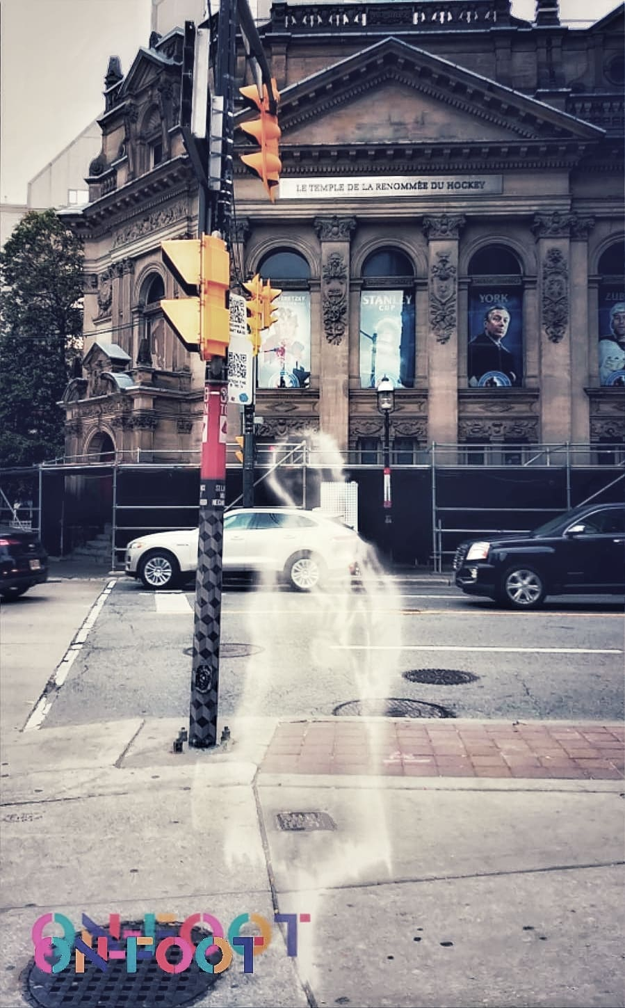 On Foot Toronto Ghost Tour App | Geek Life: Augmenting Reality
