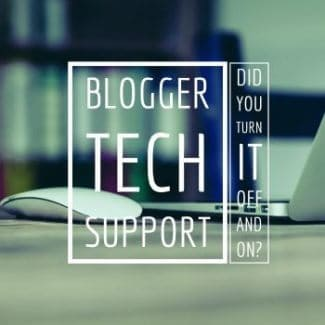 Blogger Tech Support Free Facebook Community | Geek Life: Augmenting Reality
